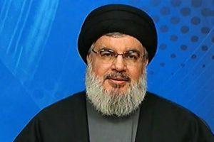 نصرالله: سنحضر الجلسة وننتخب العماد عون رئيسا