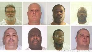 ولاية أميركية ماضية في تنفيذ الإعدام بحق ثمانية أشخاص