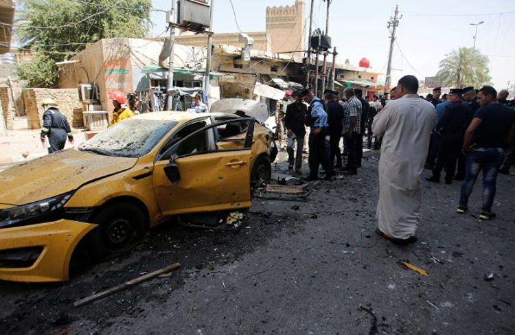 176 قتيلا وجريحا بينهم 21 إيرانيا حصيلة الاعتداء الإرهابي جنوب العراق